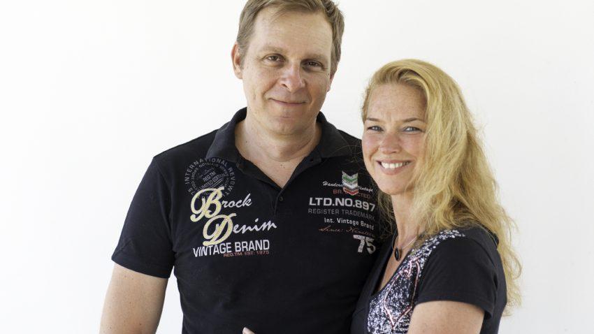 Marion und Stefan